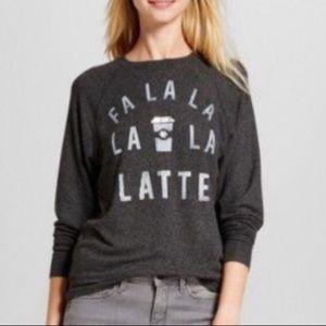 Fifth Sun La La Latte Graphic Sweatshirt